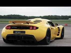 Hennessey Venom GT Prepares for Goodwood Festival of Speed