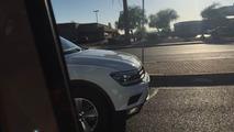 Volkswagen Tiguan XL photos espion