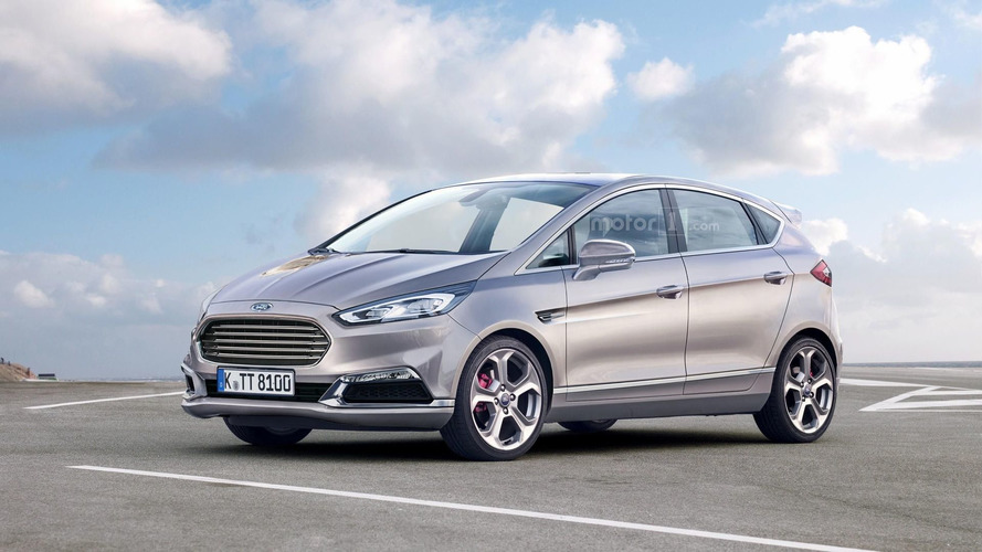 2017 Ford Fiesta render