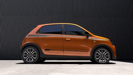 Renault - La Twingo GT disponible en boîte EDC