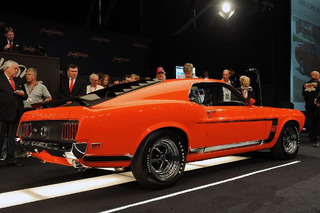 8 Great Ford Mustang Boss 302 Colors