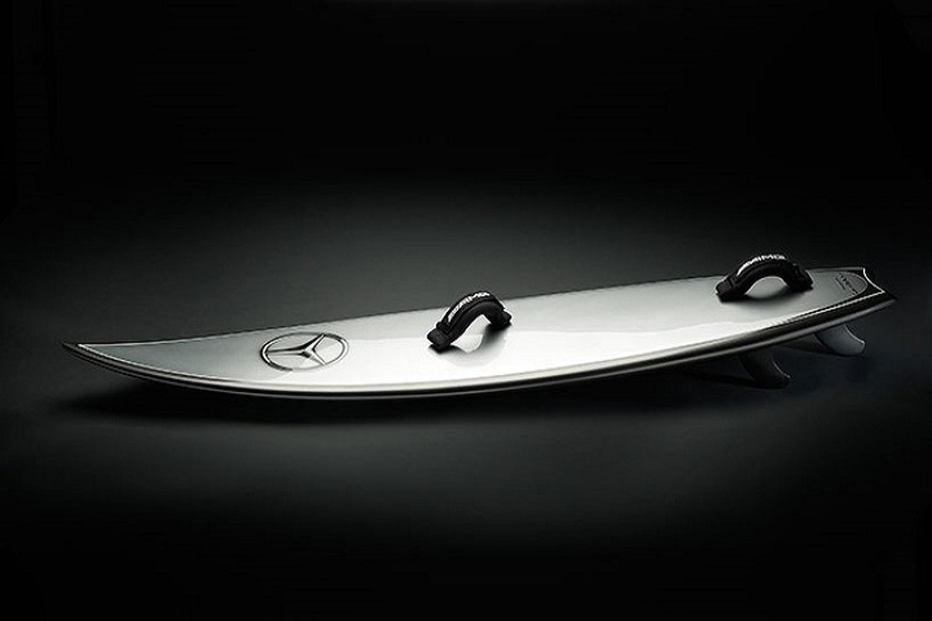 This Incredible Mercedes-Benz Surfboard is Made Entirely of Cork