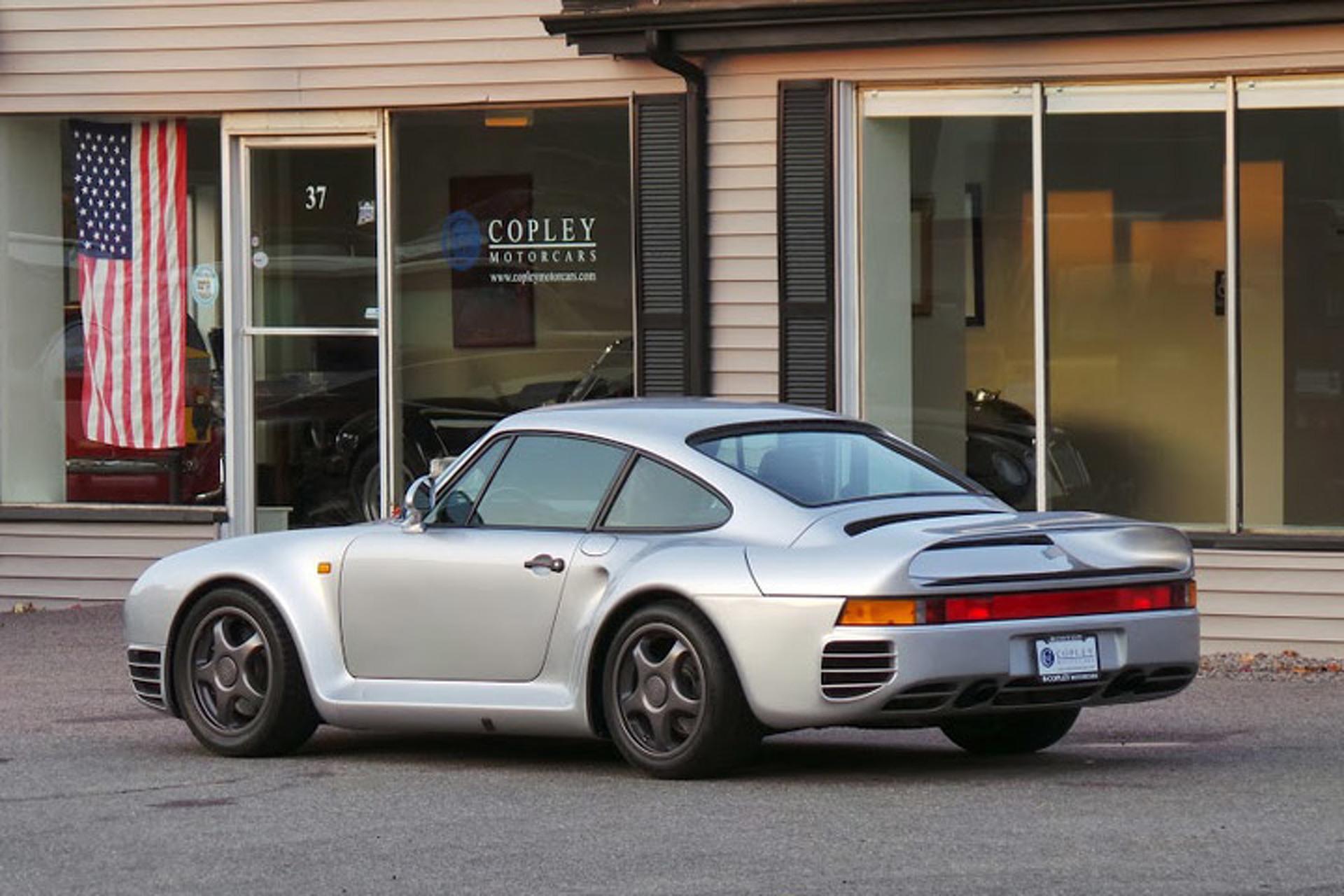 Low Mileage Porsche 959 Will Set You Back $1.4 Million