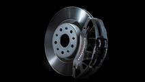 2016 Chevrolet Camaro brakes