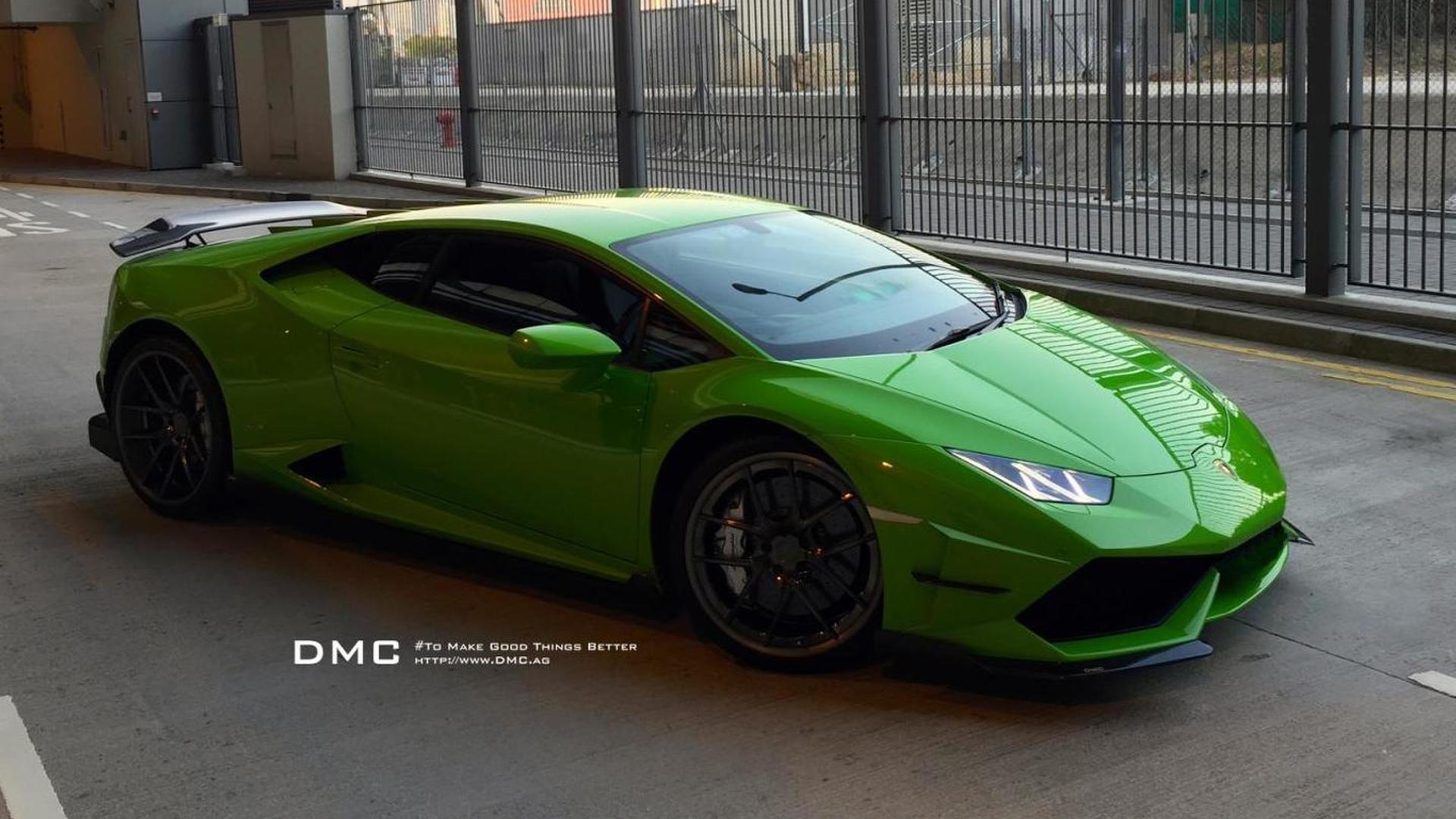 Тюнинг Lamborghini Huracan Affari от DMC