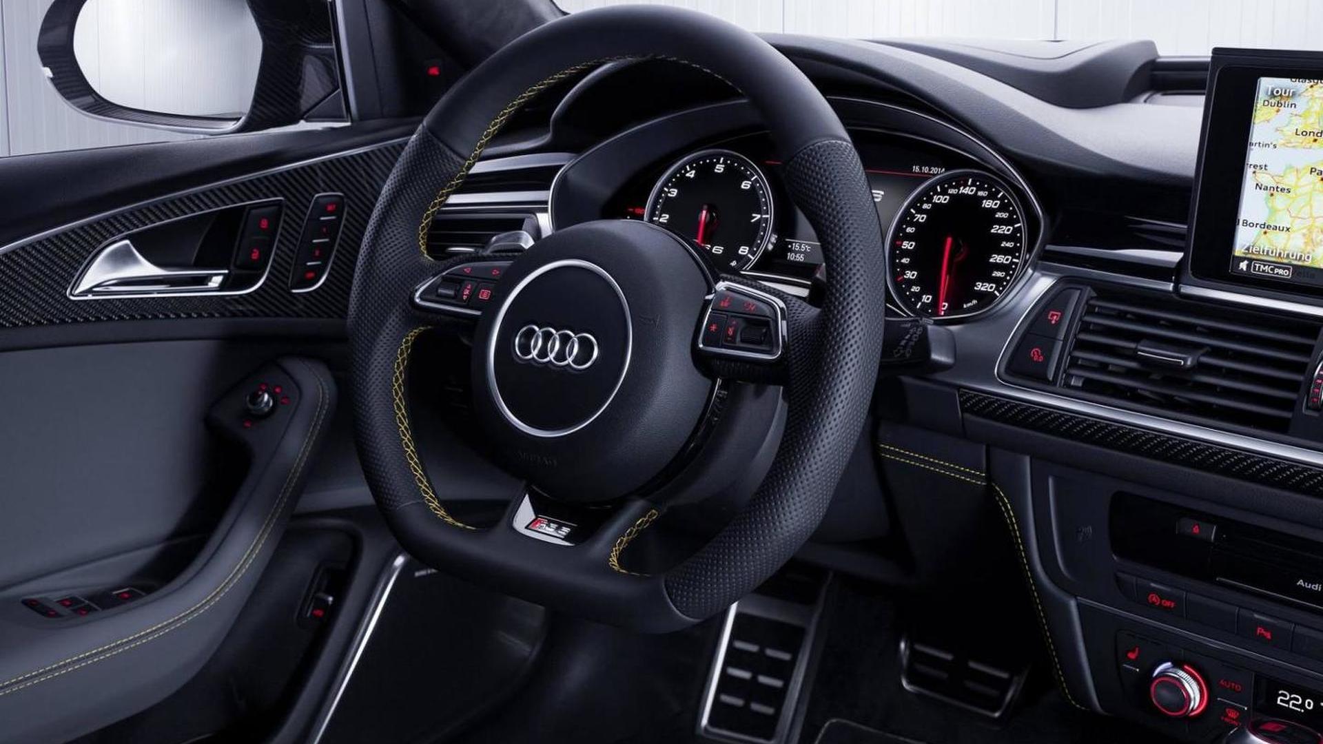 Руль Audi RS6 Avant от Audi Exclusive