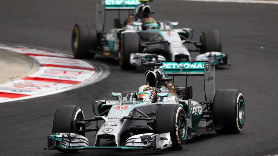 Mercedes to rethink team orders after Hamilton defiance