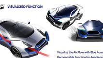 Ford RS160 concept rendering / Ken Nagasaka