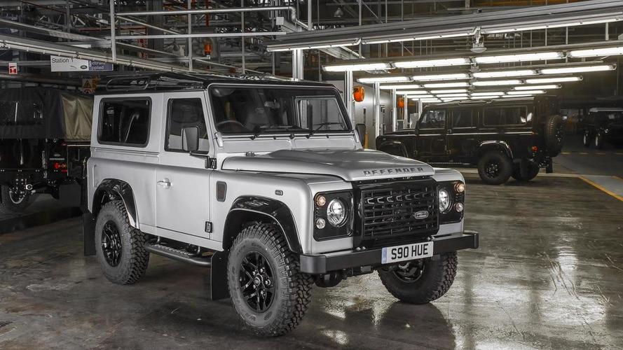 Le Land Rover Defender pourrait renaître en 2018