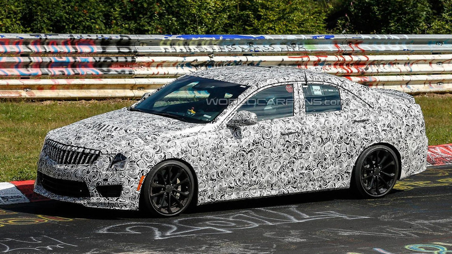 Cadillac ATS-V to debut at the LA Auto Show - report