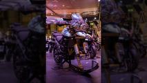 Triumph winter bike
