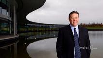 Zak Brown's new F1 challenge at McLaren