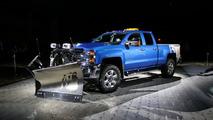 Chevy Silverado Alaskan Edition concept live photo
