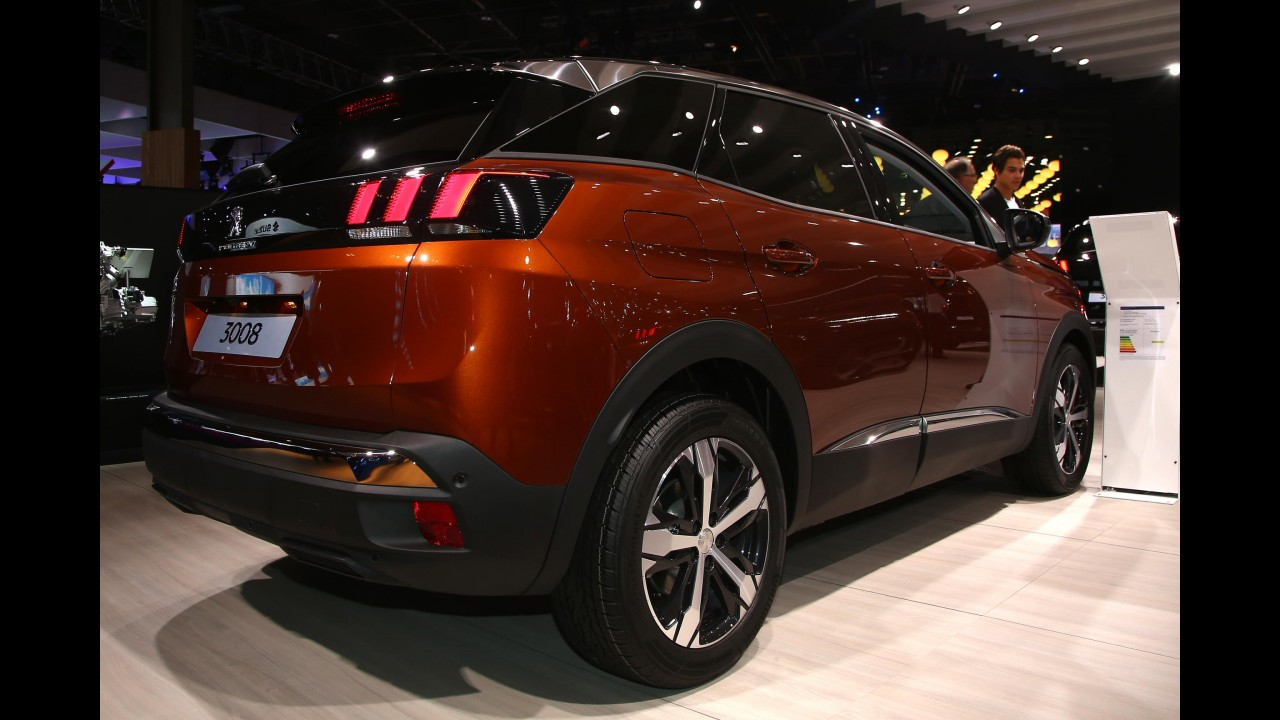 Paris: invocado, Peugeot 3008 deixa de ser minivan e vira SUV