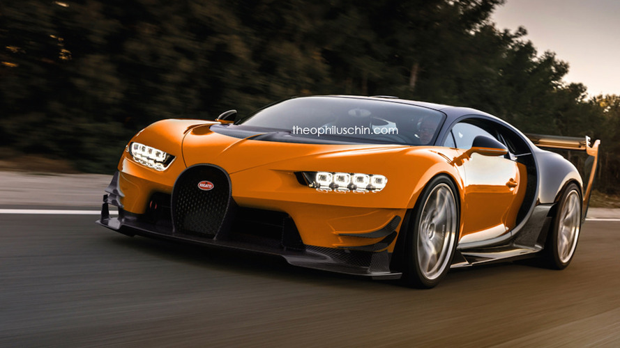 Bir Bugatti Chiron SuperSport mümkün mü?