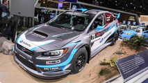 Subaru WRX STI Ralli Aracı: Detroit 2017