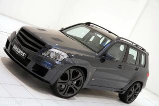 Brabus Mercedes Benz GLK V12
