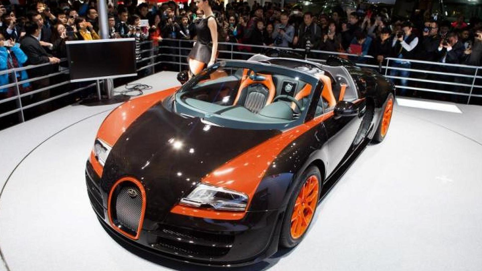 2013-380176-bugatti-veyron-grand-sport-vitesse-world-record-car-edition-at-2013-auto-shang1 Inspiring Bugatti Veyron Grand Sport Vitesse Wrc Cars Trend