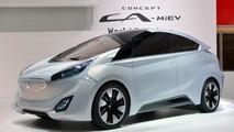 Mitsubishi CA-MiEV concept live in Geneva 675