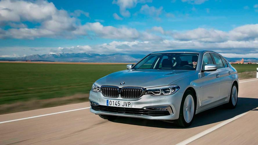 Prueba BMW 520d Steptronic 2017, estandarte tecnológico