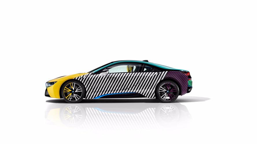 BMW i8 et i3 Memphis Style