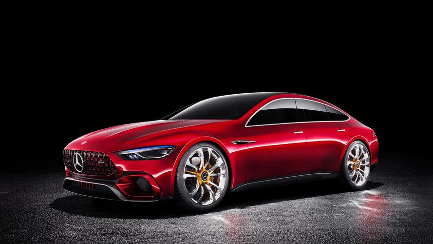 Hivatalos: Sorozatgyártásba kerül a Mercedes-AMG GT Concept
