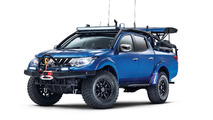 2017 Mitsubishi L200 Desert Warrior ve L200 Barbarian