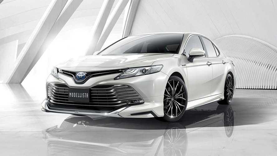 2018 Toyota Camry JDM Editions