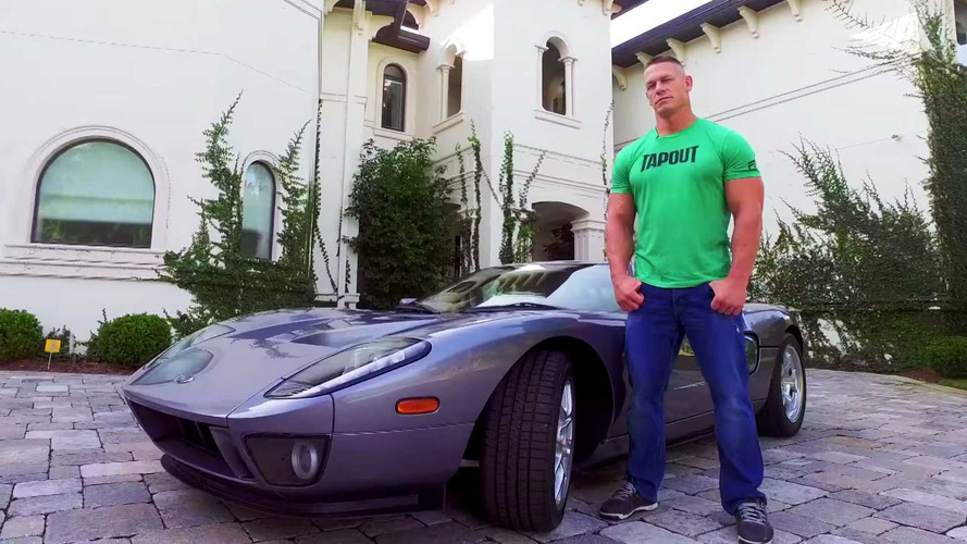 John Cena asks judge to dismiss Ford's lawsuit against him