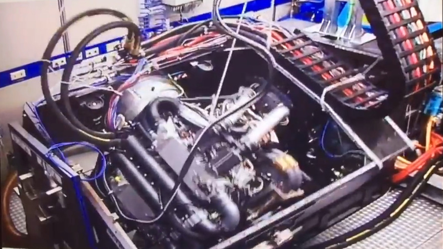 Veja como a Bugatti testa o motor do Chiron para enfrentar Nürburgring