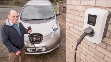 What are the five best used electric vehicles under £10,000?