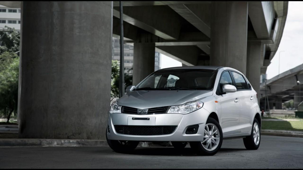Hatches compactos: New Fiesta lidera vendas com folga; J3 segue em queda livre