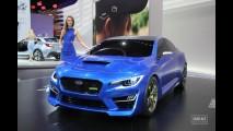 Vazam supostas imagens da versão de produção do Subaru WRX