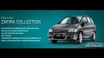 Chevrolet confirma versão de despedida Collection para Meriva e Zafira