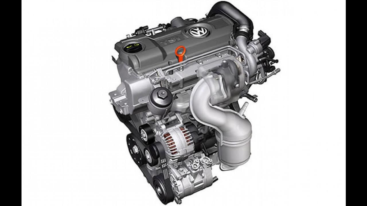 """De novo: Motor 1.4 TSI da Volkswagen leva prêmio de """"motor do ano"""""""
