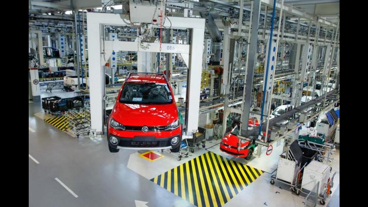 Volkswagen demite 800 em São Bernardo e funcionários entram em greve