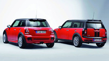 MINI JCW Cooper S Hatch & Clubman