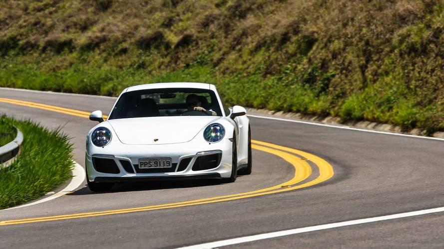 Teste Instrumentado - Porsche 911 GTS bate recordes em nossas medições