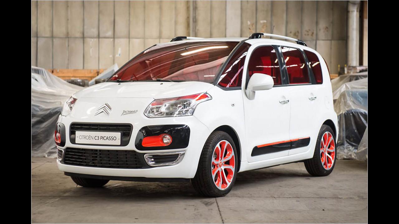 2008 Citroën C3 Picasso HDI Salon De Paris 2008