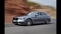 Nuova BMW Serie 5 020