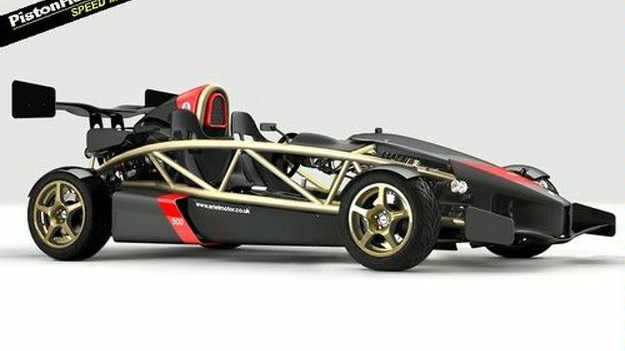Ariel Atom 500 V8 Breaks Cover