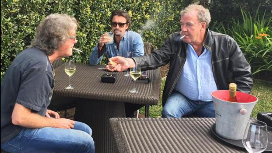 Jeremy Clarkson, anche Apple gli ha fatto un'offerta