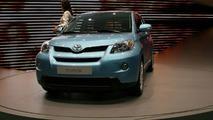 Toyota Urban Cruiser In Geneva