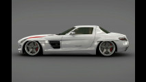 Mercedes SLS Panamericana by Gullwing America