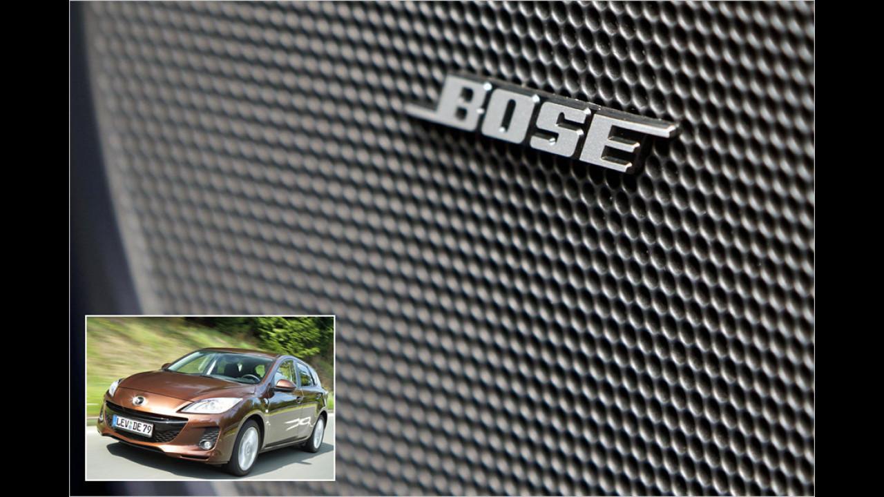 Mazda: Bose