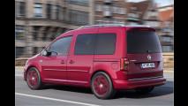 Neuer VW Caddy