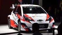 Toyota'nın WRC'ye dönüşü, 2017