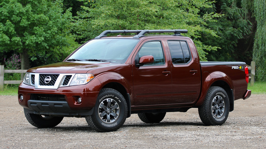 Nissan Confirms Mississippi Production For Next-Gen Frontier