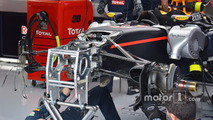 Red Bull Racing RB12 ön detay