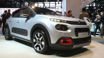 2017 Citroën C3 Paris Motor Show